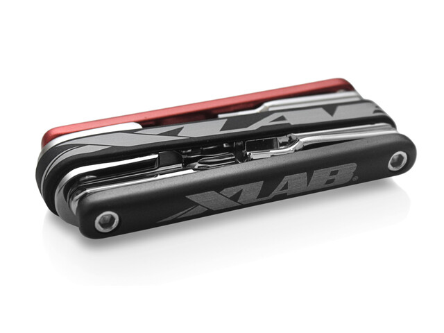 XLAB Tri Bike Tool red/black